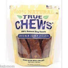 Tyson True Chews Chicken Jerky Fillets 18Lbs (24 x 12oz) **USA MADE** Treats