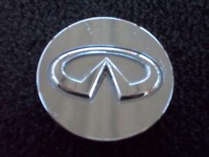 02 03 04 05 06 07 Infiniti G35 I30 M45 Q45 alloy wheel center cap