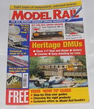 MODEL RAIL - HERITAGE DMUS  -  NO.61 NOVEMBER 2003
