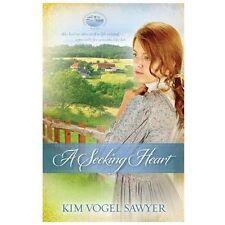 A Seeking Heart by Kim Vogel Sawyer (2012, Trade Paperback-m) Novel