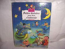 """Livre """"Petites histoires pour bien s'endormir""""  d' Ann Rocard"""