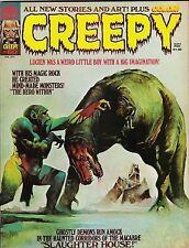 Creepy #60 (Feb 1974, Warren)Vg+