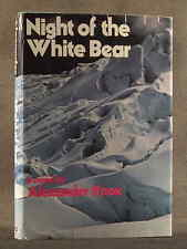 NIGHT OF THE WHITE BEAR. Alexander Knox. HCDJ 1ST, 1971