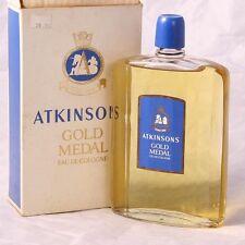 Atkinsons Gold Medal 16 oz Eau de Cologne vintage