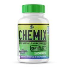 Chemix CORTIBLOC 120 Capsules