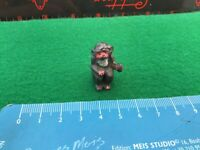 Vintage Britains Era Lead Zoo Series. Sitting Monkey  With A Ball. 1/32 Scale.