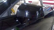 04-07 Cadillac XLR Driver Left Power Door Mirror (Black 41U) OEM Used