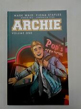 ARCHIE COMICS ARCHIE VOLUME ONE 2016 WAID STAPLES WU & FISH