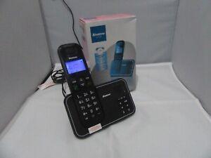 BINATONE ARMOUR 5025S CALL BLOCKER SINGLE CORDLESS PHONE & ANSWERING MACHINE