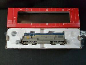 Atlas 8659 GE U23B Delaware & Hudson; HO Scale, DC, NIB