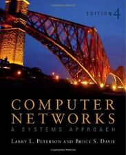Computer Networks A Systems Approach Larry L. Peterson Bruce Davie 4th w/ Login