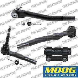 Moog ES80755 Front Outer Tie Rod End RH Passenger Side for Ford F250 F350 F450