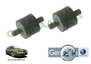 SAAB 9-5 (98>10) Steering Cooler Support Bush Pair 12783773, New Genuine Part