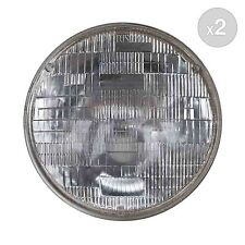 7 Inch Sealed Beam Unit - SB7014RHD - Mountney - Right Hand Drive - Pair