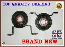 2X PAIR VW Transporter T5 4X4 REAR FRONT PROPSHAFT SHAFT CENTRE SUPPORT BEARING