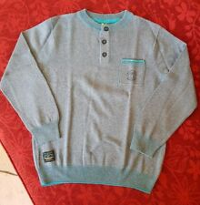 PULL ORCHESTRA GARCON 8 ANS - TBE (vêtement - sweat - polo)