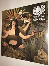 Jedi Mind Tricks - The Bridge & The Abyss Sealed COLORED VINYL 2x LP Enemy Soil