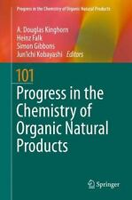 Progress in the Chemistry of Organic Natural Products 101: By Kinghorn, A. Do...