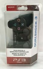 New Sealed Official Sony PS3 DualShock 3 Wireless Controller