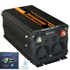 Convertitore 24V 220V 230V Power Inverter 2000W 4000W invertitore Auto Softstart