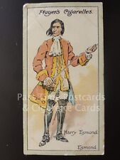 Single: HARRY ESMOND No.3 CHARACTERS FROM THACKERAY J Player Ltd 1913