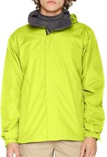350690d8043 Regatta Ardmore Mens Waterproof Jacket Lime Casual Outdoor Walking Coat