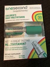 Children's Daily Multivitamin Spray (30-Day Supply) Exp 11/2020