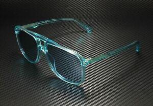 GUCCI GG0262S 003 Light Blue Men's Authentic Sunglasses 58 mm
