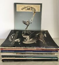 Wildfowl Carving Magazines from 1989 - 2001 ++ Lot Of 17