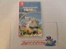 * New * Katamari Damacy REROLL - Nintendo Switch * Sealed Game *