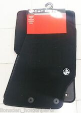 Genuine Holden New Black Floor mats set of 4 to suit VT VX VY VZ Commodore