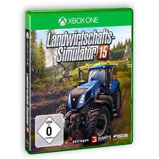 Microsoft XBOX - One XBOne Spiel * Landwirtschafts-Simulator 15 2015 ****NEU*NEW