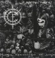 "CARPATHIAN FOREST ""MORBID FASCINATION OF DEATH"" LP VINYL NEU+++++++++++"