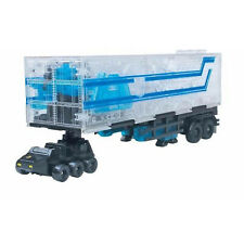Transformers Optimus Prime MPP10 WEIJIANG Trailer Transparent Action Figure Toys