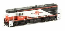 Auscision Bendigo Rail Models T CLASS LOCOMOTIVE T345 SCT T-11