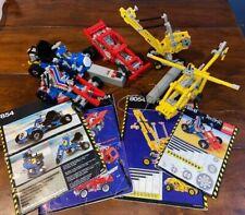 LEGO TECHNIC VINTAGE LOT x 5 - 1970's - 80's...!