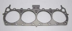 """Cometic Head Gasket 4.380"""" Bore .040"""" Compressed Fits Chrysler 440 Each"""