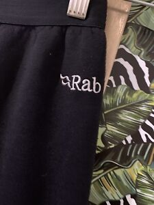 Rab Womens Power Stretch Pro Pants Size 10