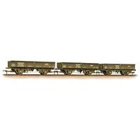 Bachmann 38-105 OO Gauge Railtrack PNA Wagon Triple Pack