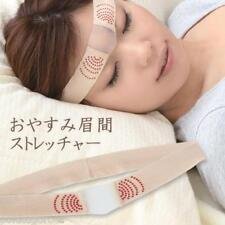 Brow Stretcher Sleeping band fights wrinkles on skin at night