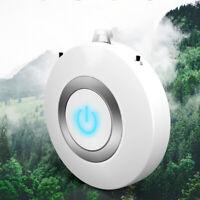 Aurasafe Personal Air Purifier Necklace Ebay