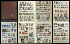 Postfrische Briefmarken aus Europa mit Sammlungen