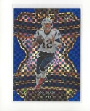 2019 Select Prizm Blue #1 Tom Brady Patriots /175
