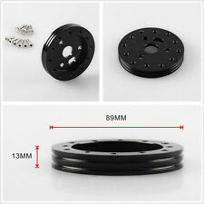 "High Quality Aluminum 0.5"" Hub For Car Truck 1/2"" Polished Billet Steering Wheel"