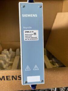 Siemens REYROLLE 7XG2220-1AA00-0AA0 2RMLG 01 Test Module Unused Surplus