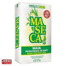 Maseca Instant Masa Corn Flour 25 LB 100% Natural GlutenFree Kosher No Trans Fat