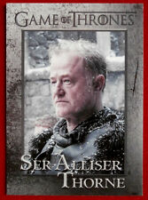 GAME OF THRONES - Season 5 - Card #66 - SER ALLISER THORNE - Rittenhouse 2016