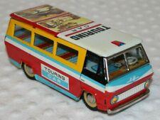 Vintage Tour Bus Toy ~ Friction Tourist Coach MF 134 ~ Original Box ~ RARE TOY