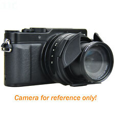 Auto SELF-RETAINING Lens Cap ALC-LX100 for Panasonic LUMIX DMC-LX100 US Seller