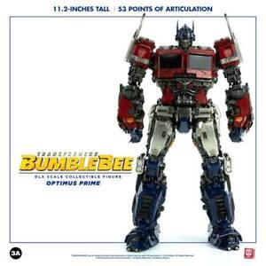 ThreeA Threezero - Transformers Optimus Prime DLX Scale Figure (In Stock)